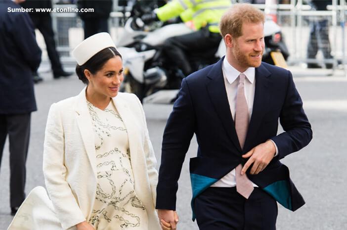 Menunggu Meghan Markle Melahirkan, Ini 4 Fakta Unik tentang Si Royal Baby