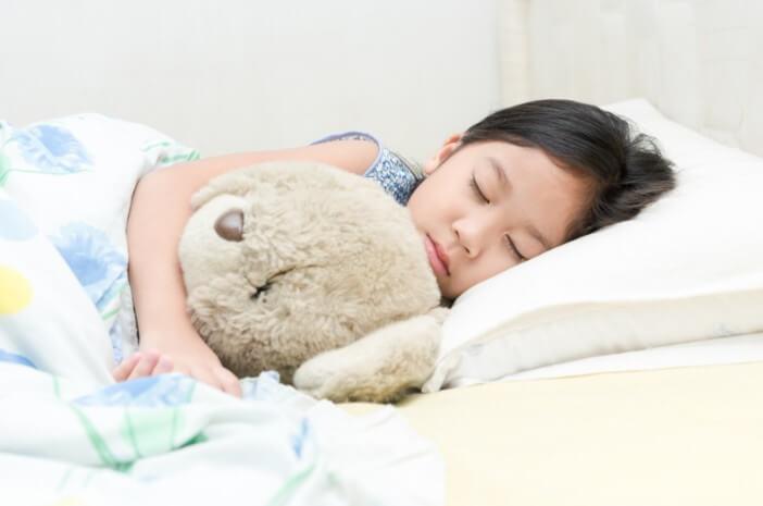 Ini Manfaat Tidur Siang untuk Pertumbuhan Anak