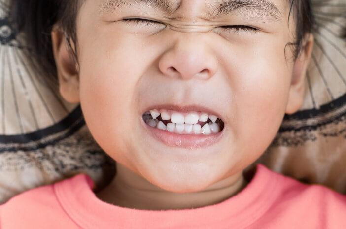 Anak Suka Menggigit, Ini Cara Mencegahnya