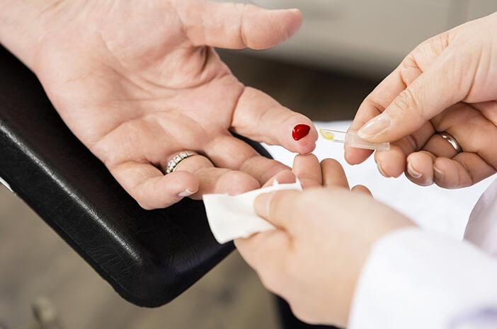 Gula Darah Naik setelah Lebaran, Lakukan 4 Hal Ini