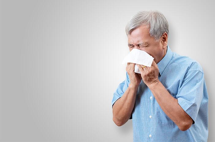 Alami Flu, Lakukan 5 Hal Ini untuk Mengobatinya
