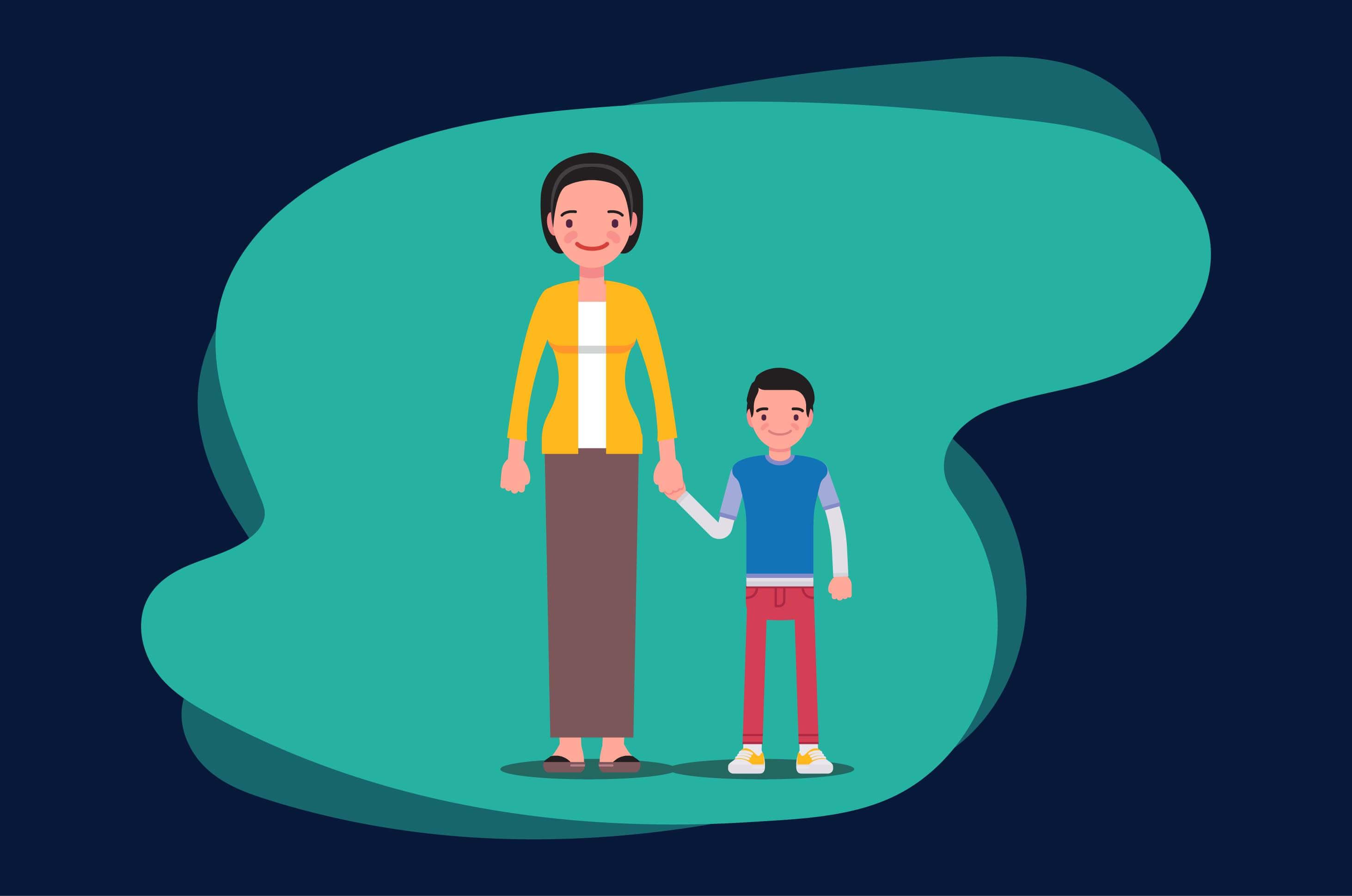 Tips Anti Ribet Kondangan dengan Anak