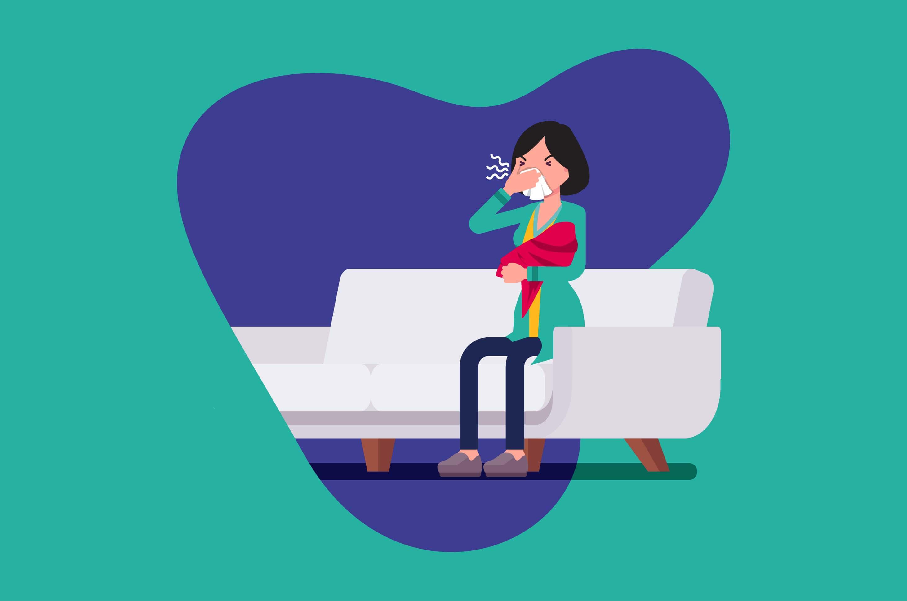 6 Obat Flu Alami untuk Ibu yang Menyusui