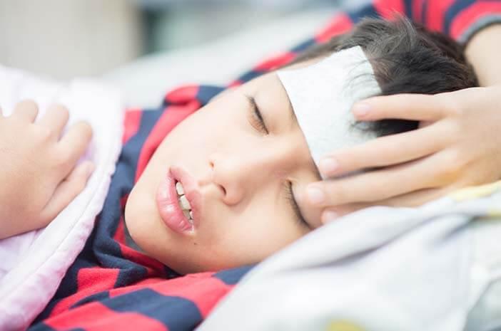 Awas Gejala Sakit pada Anak Ini Jangan Diabaikan (Bagian 1)