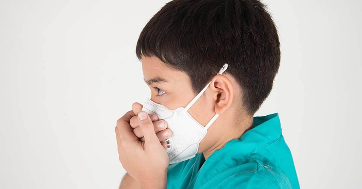 gejala batuk anak