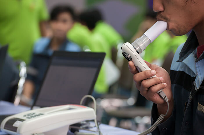 pemeriksaan spirometri, pengidap asma