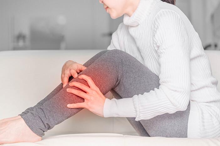 kram kaki, gejala penyakit jantung