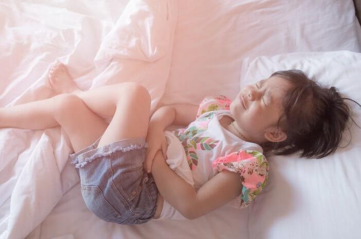 3 Gejala Gastroenteritis yang Dapat Terjadi pada Anak