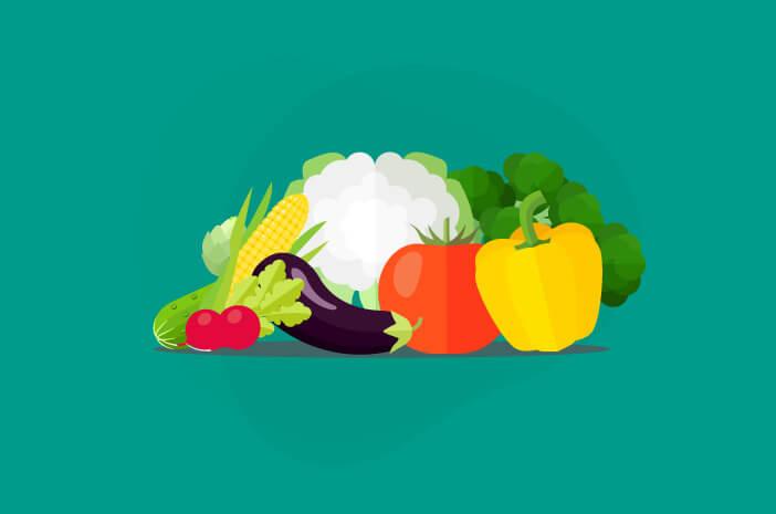 3 Jenis Sayur yang Ampuh Atasi Sembelit Saat Puasa