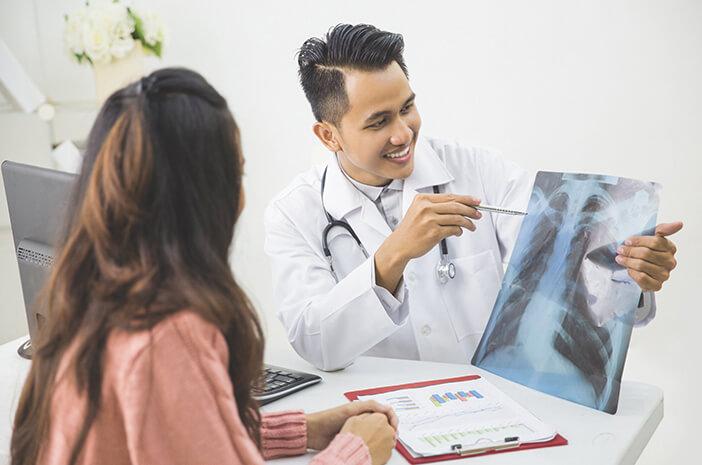 4 Masalah Kesehatan yang Bisa Dideteksi X-Ray