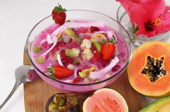 Inilah Tips Bikin Es Buah Rendah Kalori