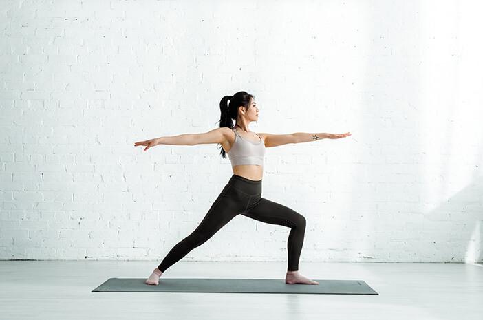 4 Gerakan Yoga yang Cocok untuk Pengidap Asma