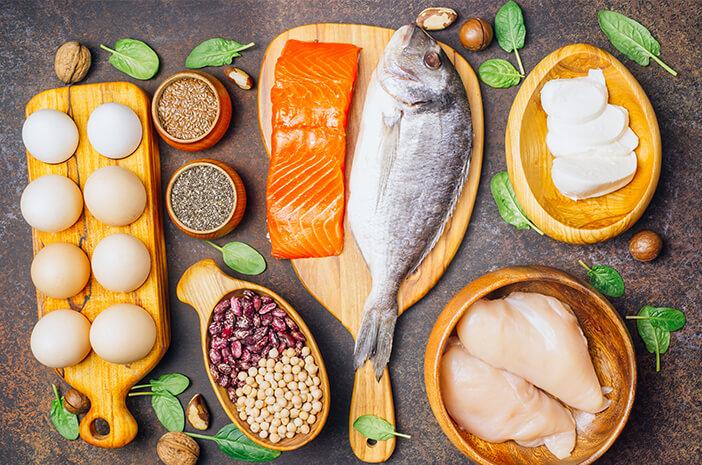 4 Makanan Sehat Untuk Pengidap Hipoalbuminemia