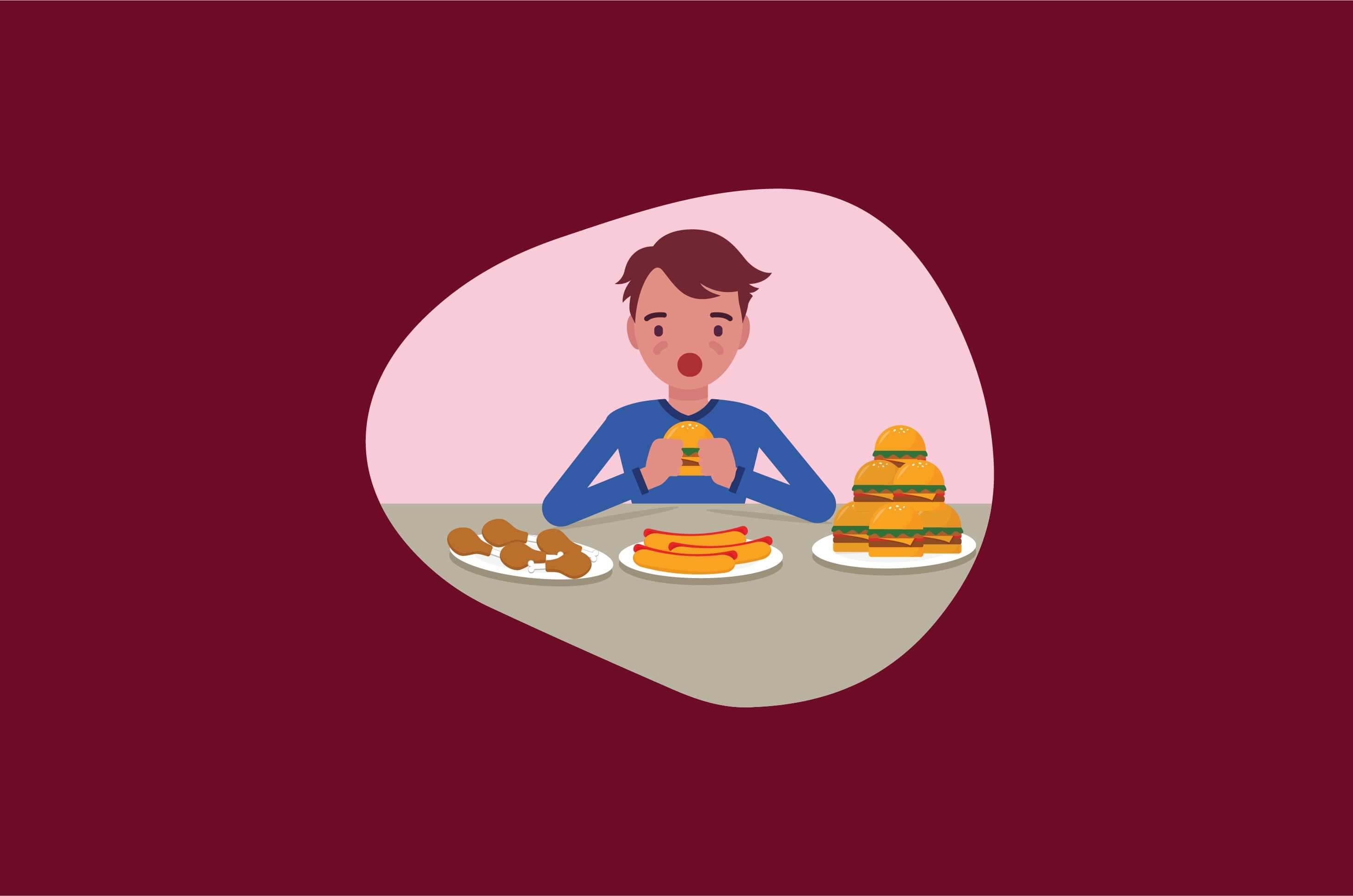 4 Metode Penanganan untuk Obati Binge Eating Disorder