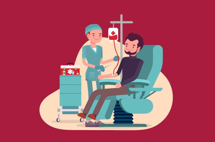 4 Persiapan Sebelum Melakukan Donor Darah