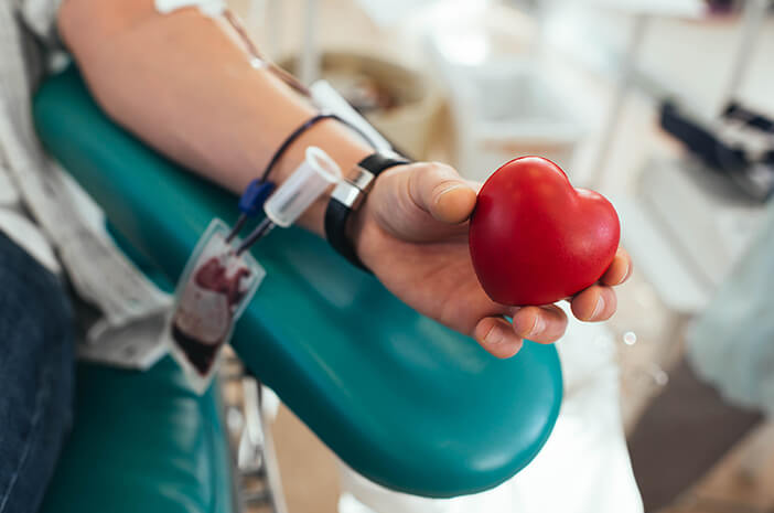 5 Alasan Donor Darah Harus Dilakukan Rutin
