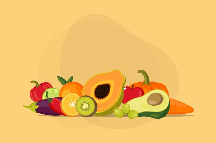 5 Makanan yang Harus Dikonsumsi untuk Cegah Komedo
