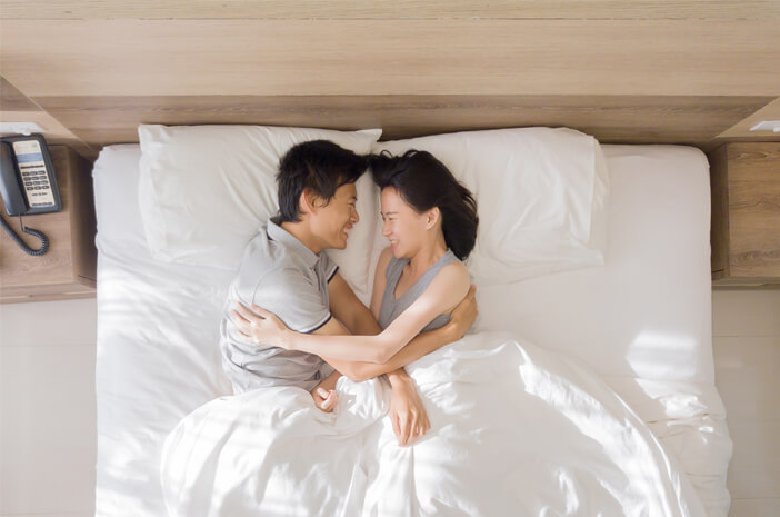 yang terjadi pada tubuh jika tidak berhubungan intim
