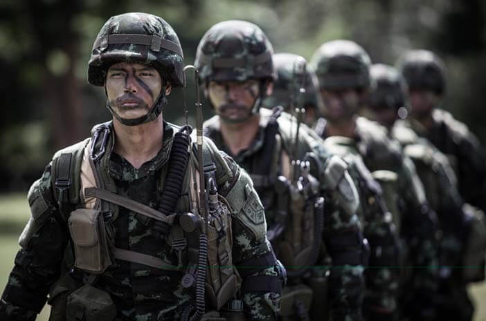 7 Pemeriksaan Fisik yang Biasa Dilakukan Sebelum Masuk Sekolah Militer