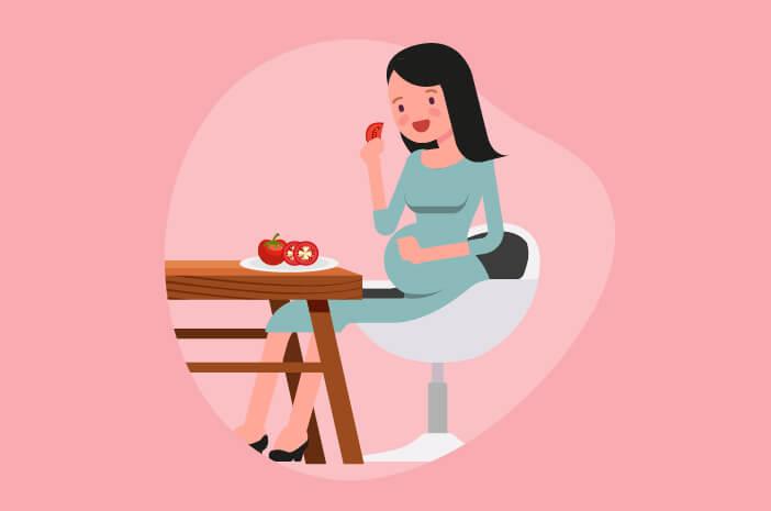 8 Manfaat Tomat untuk Kehamilan