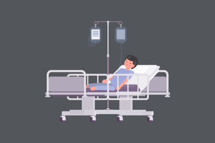 amputasi pada pengidap diabetes bisa susah sembuh