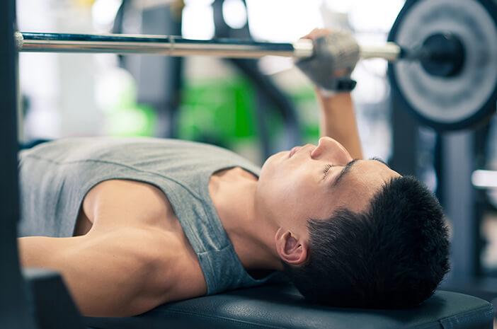 Terlalu Sering ke Gym, Hati-Hati Gejala Bigorexia