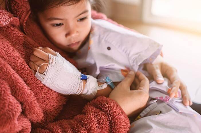 Inilah Pentingnya Dukungan Moril bagi Si Kecil Pengidap Kanker