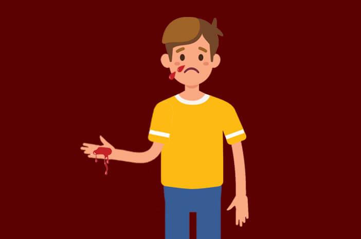 ketahui 6 penyebab mimisan pada anak