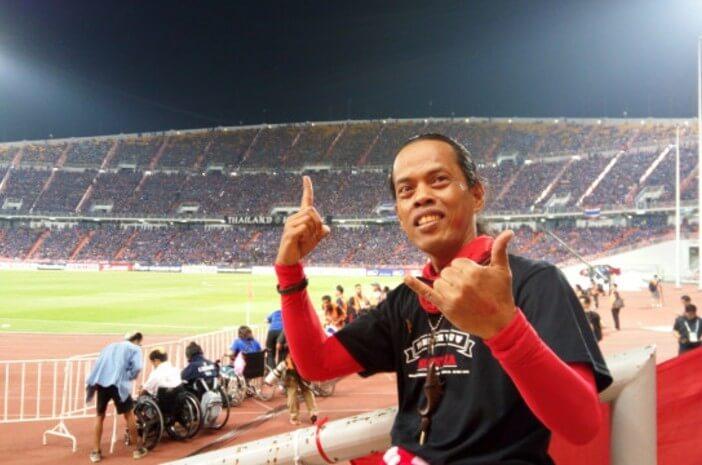 """Pneumonia """"Kalahkan"""" Ronaldikin, Ronaldinho Asal Indonesia"""