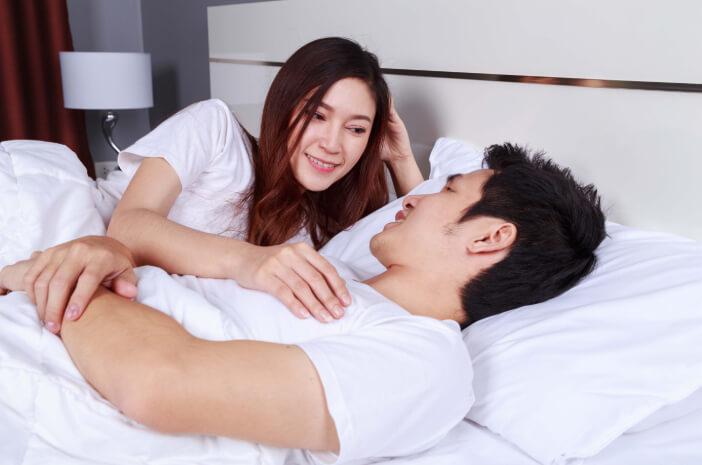 pengidap endometriosis, waktu yang tepat untukberhubungan intim
