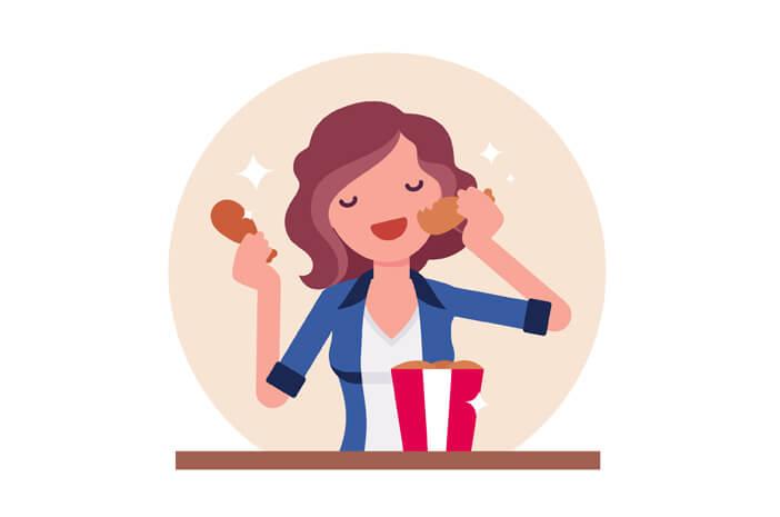 4 Pantangan Makanan Bagi Pengidap Kolesistitis