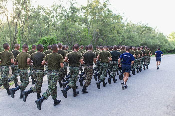 Agar Lulus Tes Tentara TNI-AL, Perhatikan Hal Ini