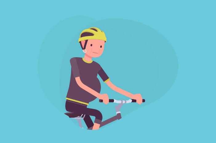 Aktivitas Fisik Saat Puasa untuk Pengidap Obesitas