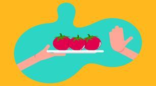 Alami Alergi Tomat, Apa Penyebabnya?