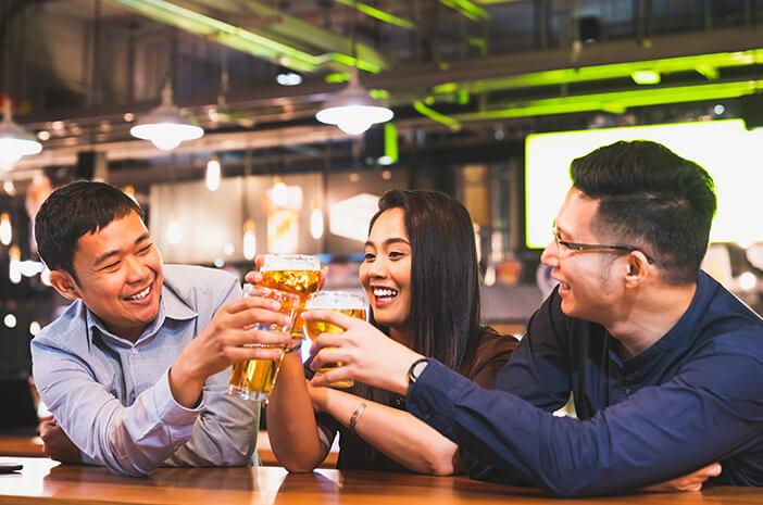 Alasan Pecandu Alkohol Sering Kali Alami Tremor