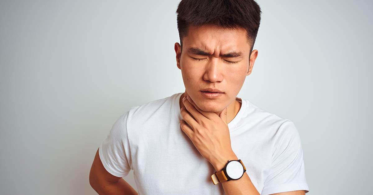 Amandel Bengkak Buat Tenggorokan Sakit