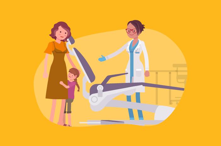 Anak Takut ke Dokter Gigi? Ikuti 5 Trik Ini