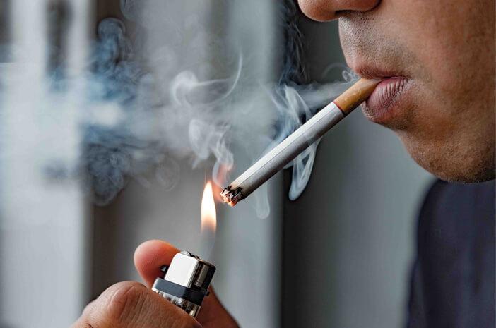 kanker penis, merokok menyebabkan kanker penis