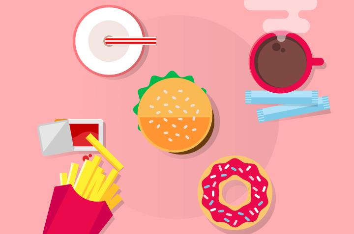 Wajib Tahu! 5 Bahaya Makanan Junk Food yang Hakiki