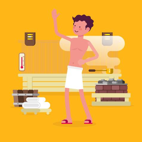 Tips-tips Penting Bagi yang Ingin Sauna