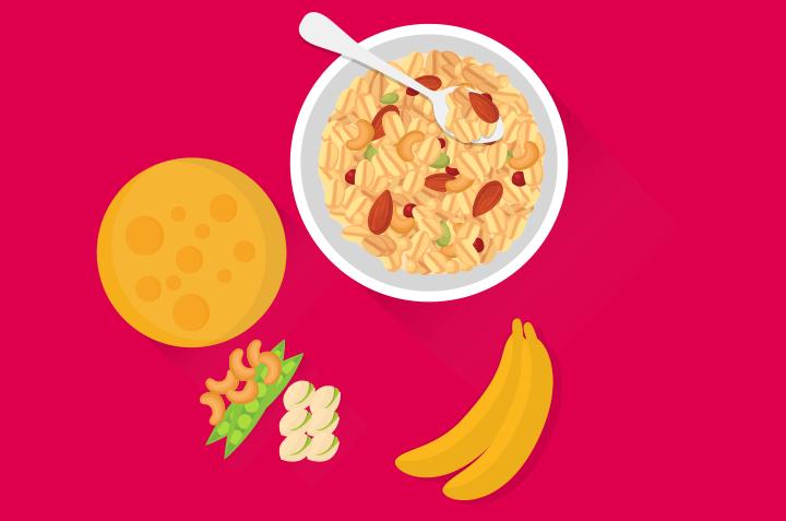 6 Makanan Bantu Atasi Insomnia