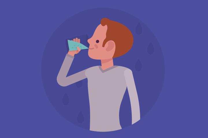 Tantangan 30 Hari Minum Air Putih, Apa Manfaatnya?