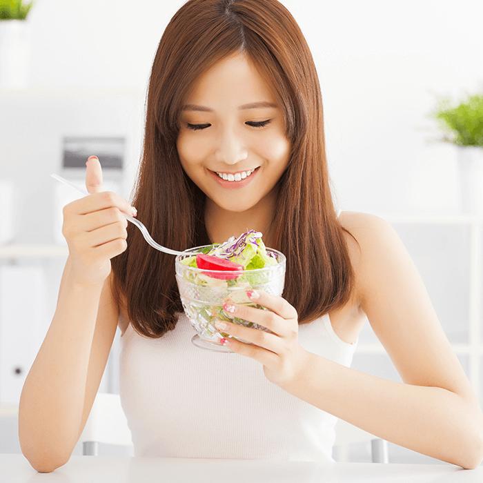 Cegah Jerawat dengan Mengonsumsi Makanan Sehat