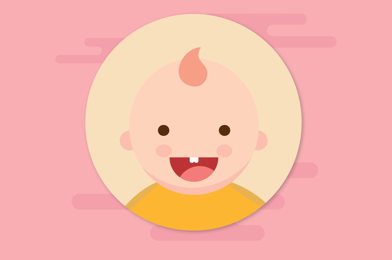 6 Tanda Si Kecil Mulai Tumbuh Gigi