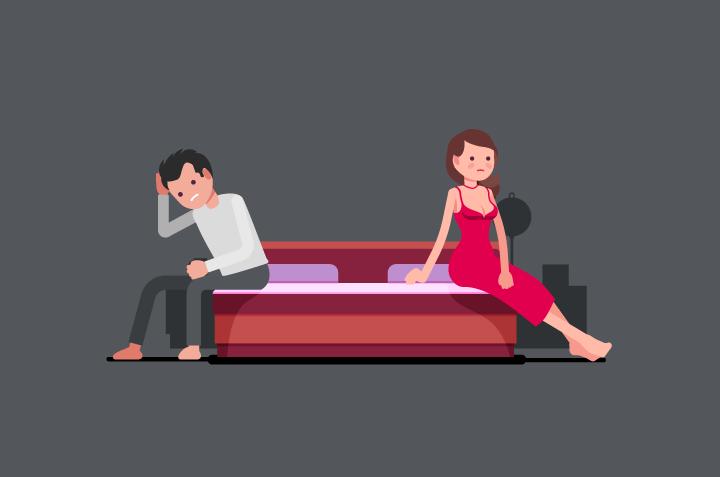 Pasangan Kehilangan Gairah Seks, Apa Solusinya?