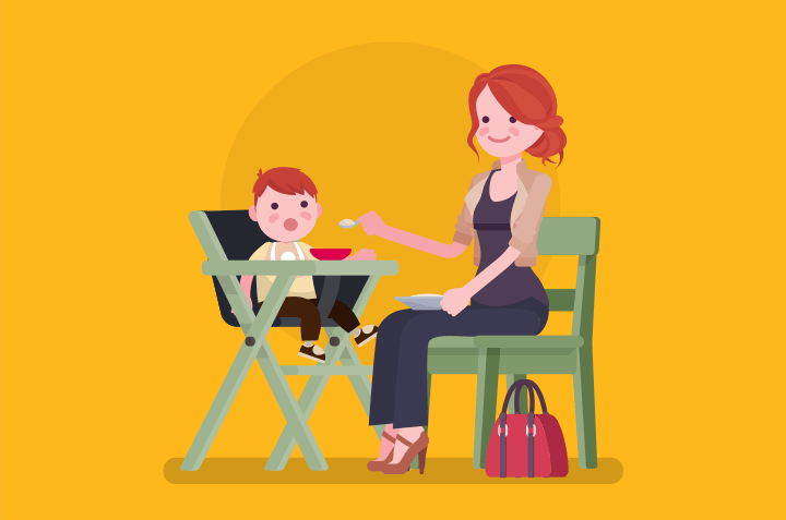 5 Masalah yang Biasa Ditemui pada Anak dengan Ibu Bekerja