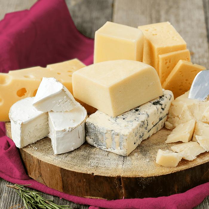 Cara Nyemil Sehat, Perlu Tahu Sehat dengan Keju