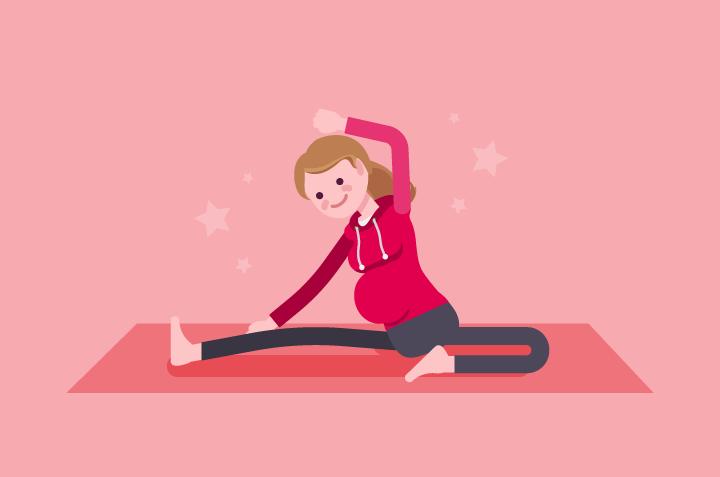 5 Olahraga yang Paling Disarankan untuk Ibu Hamil