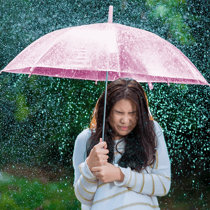 Ini Alasan Badan Mudah Sakit saat Musim Hujan
