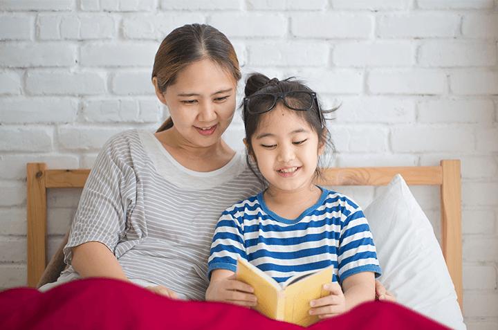 Manfaat Dongeng untuk Si Kecil